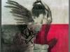 Engel mit einem Fluegel 2, 84cm x 85cm