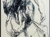 Claudio, Ölstick, 125 x 200 cm